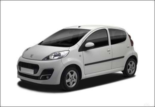 Cette Peugeot est une...