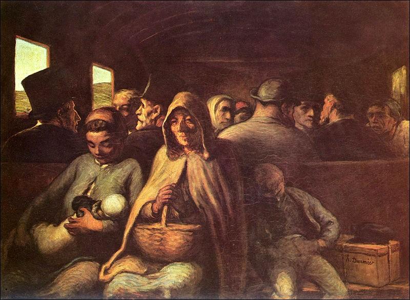 En quelle année a été abolie la première classe dans le métro parisien ?