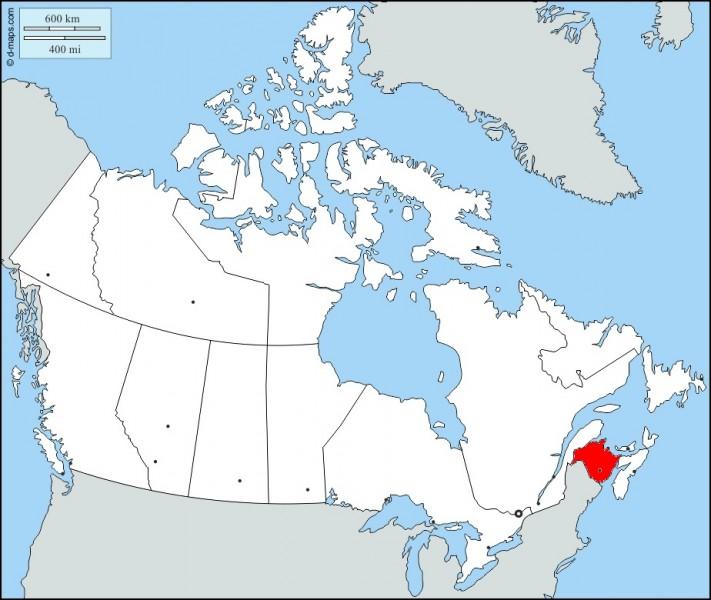 Quel est le nom de cette province canadienne ?