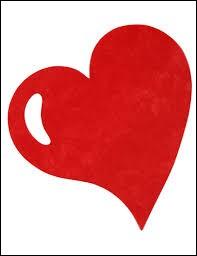 D'après une célèbre expression, où a-t-on le cœur lorsqu'on est généreux ?