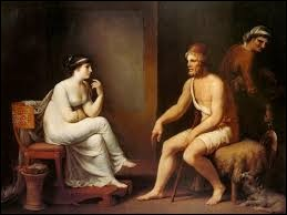 Dans la mythologie grecque, comment s'appelle la femme d'Ulysse ?
