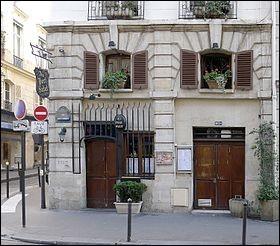 Le Port du Salut était un cabaret parisien de la Rive gauche.