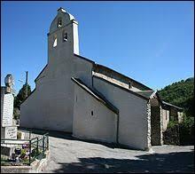 Village du parc naturel régional des Pyrénées Ariégeoises, Gourbit ne se situe pas ...