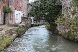 La Veules est le plus petit fleuve de France.