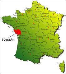 La Vendée est limitrophe, entre autres, du département des Deux-Sèvres.