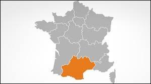 Vous avez sur cette image la région Nouvelle-Aquitaine.