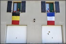 La frontière franco-belge s'étend sur 734 kilomètres.