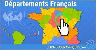 Les départements 70 et 71, 89 et 90 se trouvent tous dans la même région.