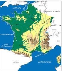 Géographie française : vrai ou faux. (K)