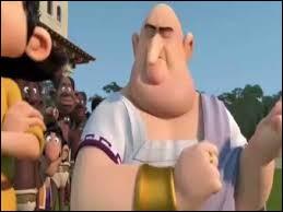 """Prospectus est un sénateur romain. Il apparaît dans le film d'animation """"Astérix, le Domaine des Dieux""""."""