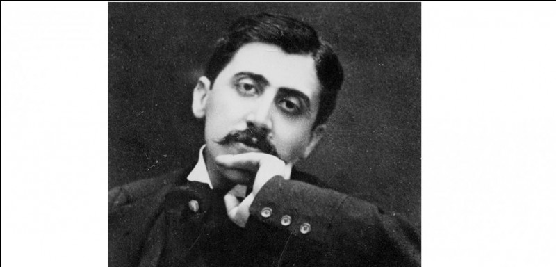 """Cet écrivain dont l'œuvre principale est la suite romanesque intitulée """"À la recherche du temps perdu"""", publiée de 1913 à 1927, se prénomme ..."""