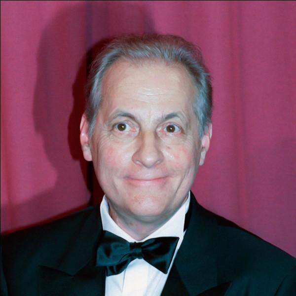 """Cet acteur, qui a obtenu le César du meilleur acteur - à trois reprises - pour """"La Cage aux folles"""" , """"Garde à vue"""" et """"Nelly et Monsieur Arnaud"""", se prénomme ..."""