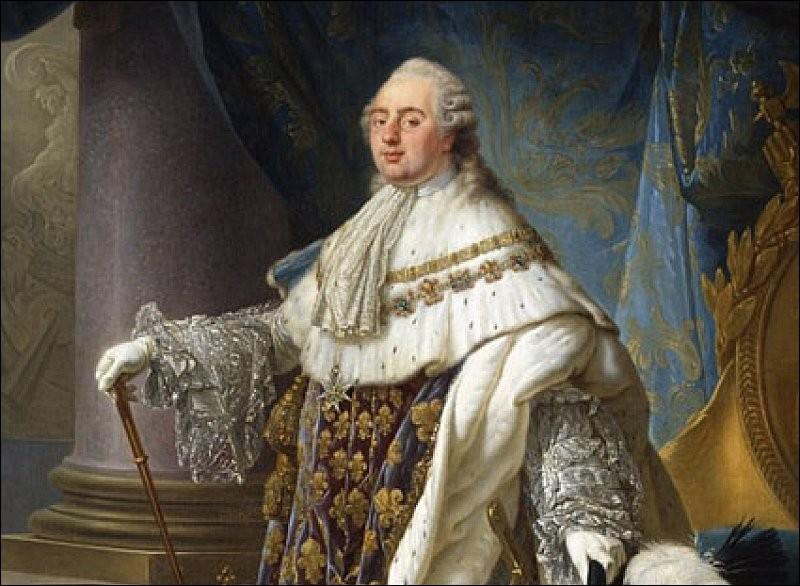 Louis XVI est le fils de Catherine de Médicis.