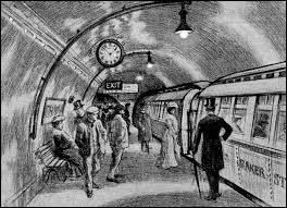 Quelle ville a construit le premier métro au monde ?