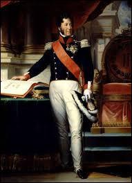 Quel titre a-t-on donné à Louis-Philippe 1er ?