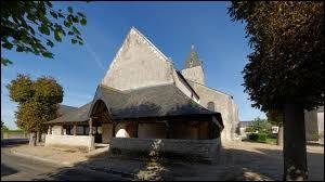 Nous sommes dans le Loir-et-Cher devant l'église Notre-Dame de Mulsans. C'est une commune située en région ...