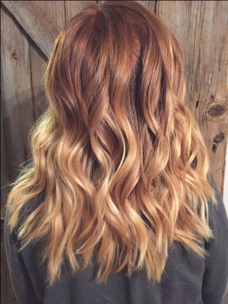 Vrai ou faux ? - Les chevelures claires comptent plus de cheveux que les chevelures noires ou rousses.