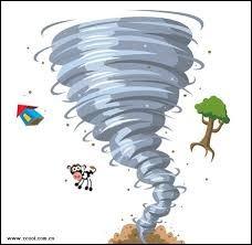 Quel est le record mondial de la plus longue trajectoire parcourue par une tornade ?