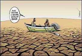 Quelle est la plus période sans aucune goutte de pluie tombée dans le monde ?
