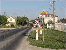 À Ancemont (Meuse), les habitants portent le gentilé ...
