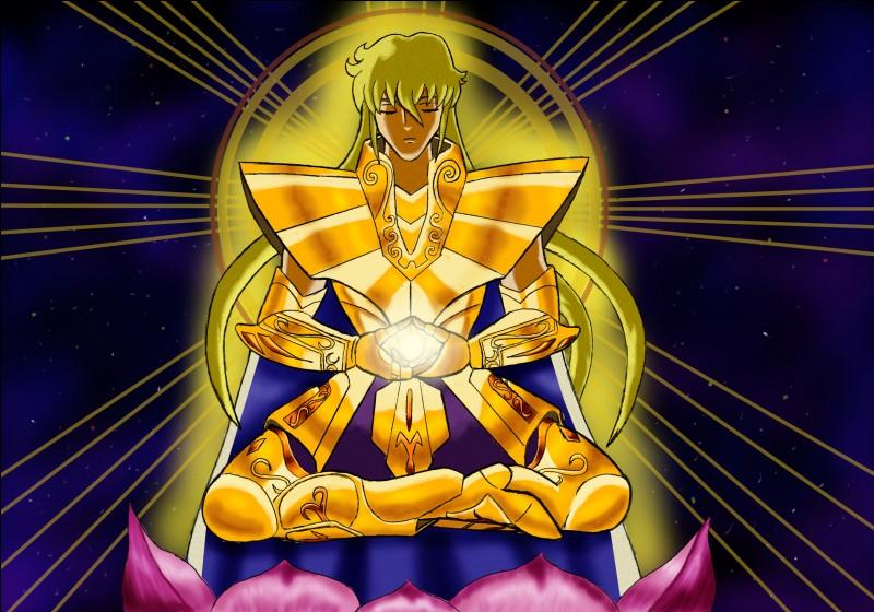 Qui est le Chevalier d'Or de la Vierge ?