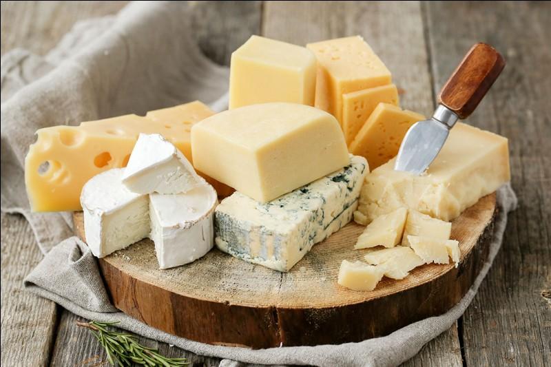Dans quelle ancienne région produit-on le losange qui est un fromage ?