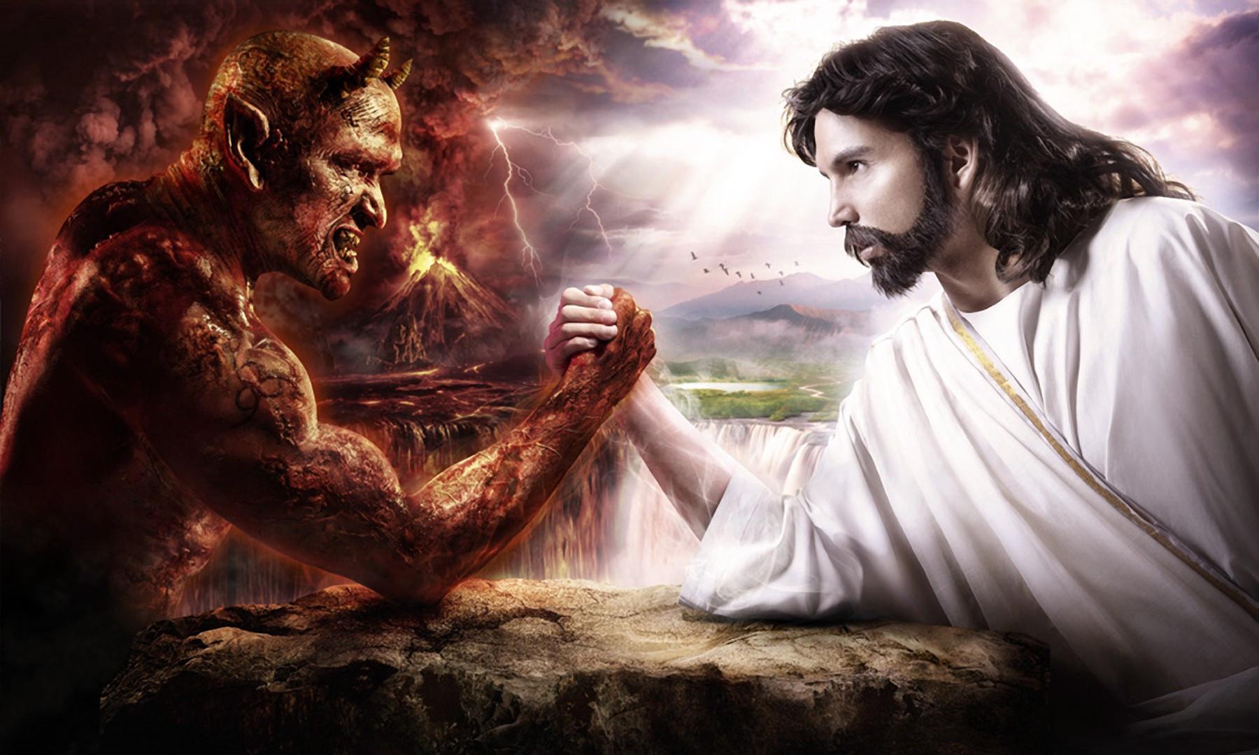 Es-tu plutôt l'ange ou le diable ? Le bien ou le mal ?