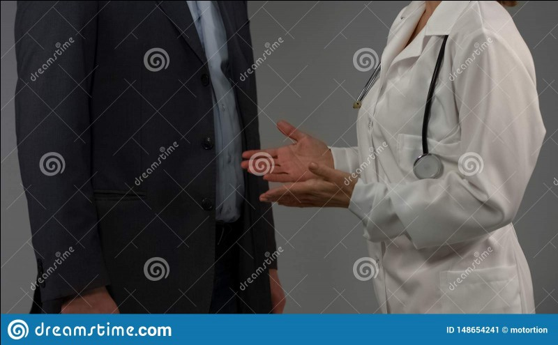 Vas-tu souvent chez le docteur ?