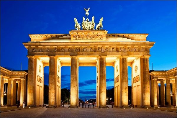 Où est le drapeau de l'Allemagne ?