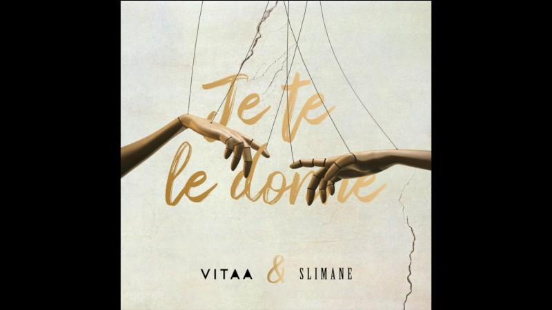 Quelle est la 1re chanson que le nouveau duo ''Vitaa et Slimane'' a interprétée ?