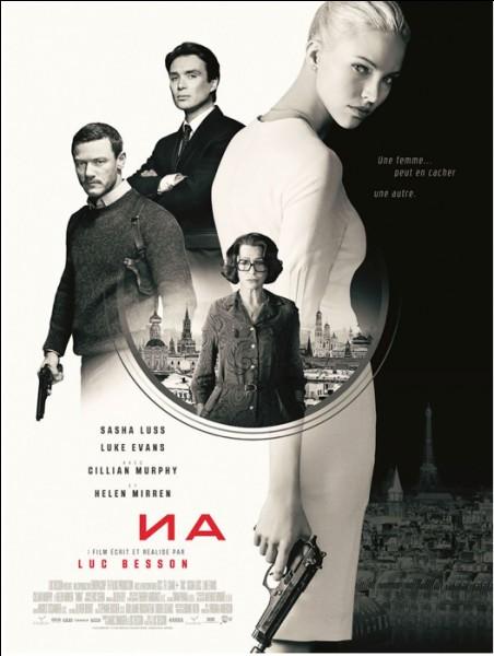 Quel est le titre de ce thriller réalisé par Luc Besson ?