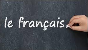 """FRANCAIS - Quel est le participe passé du verbe """"geindre"""" ?"""