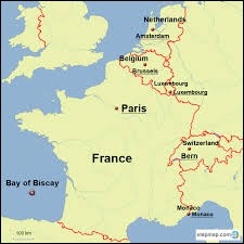 Trois départements sont frontaliers avec le Luxembourg.