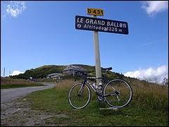 L'autre nom du Grand Ballon est le Ballon d'Alsace.