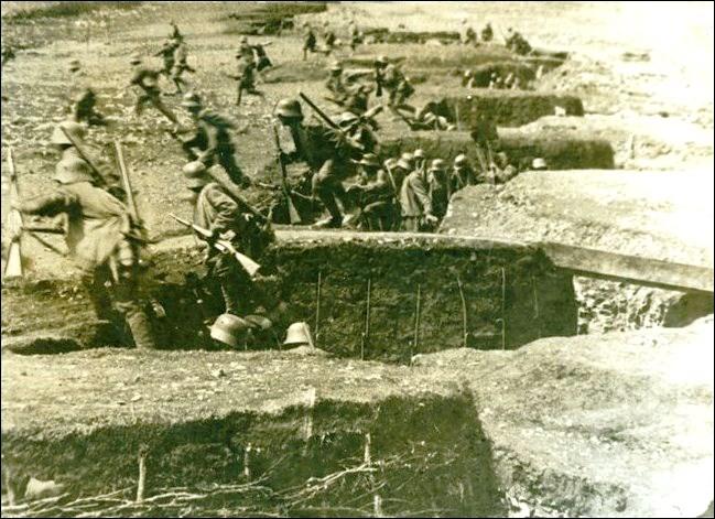 Quelle bataille n'est pas une victoire alliée de 1918 ?