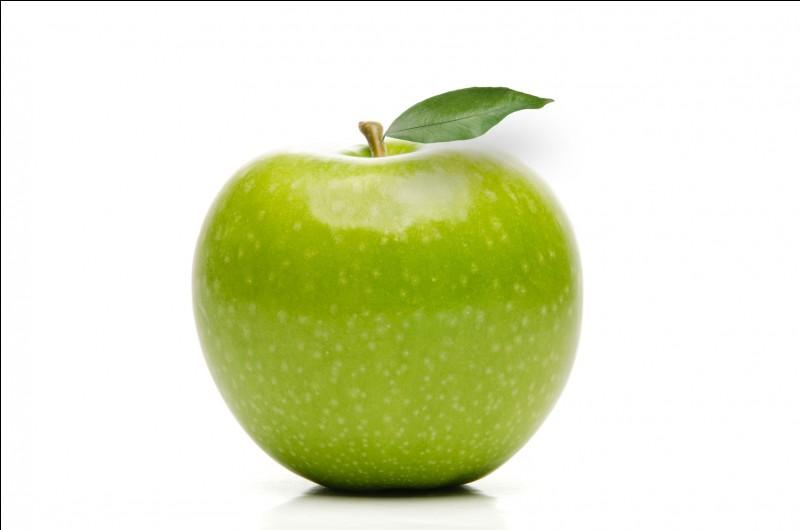 Marques : Quelle marque de téléphone a pour logo une pomme ?
