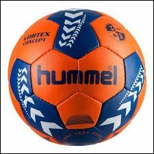 Dans quel sport peut-on voir cette balle ?