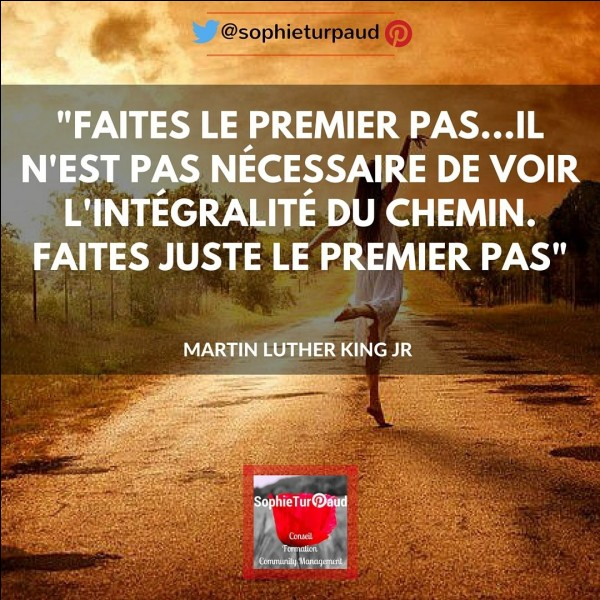 "Qui chantait ""Le Premier pas"" ?"
