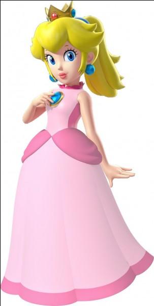 Comment s'appelle la princesse ?