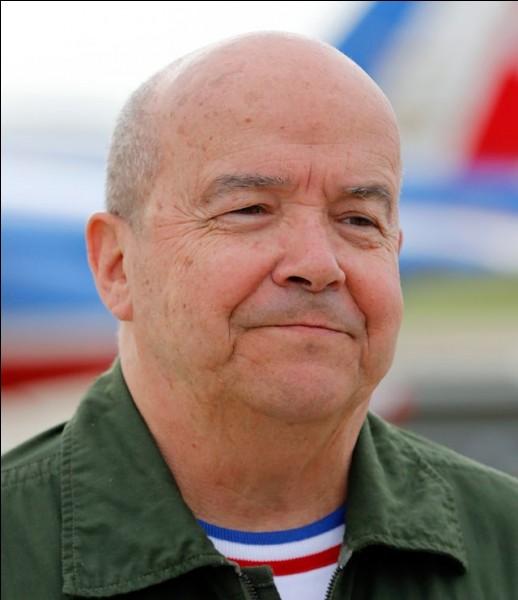 Qui est ce Patrick, pilote de chasse, pilote d'essai, pilote de ligne, pilote d'hélicoptère et spationaute ?