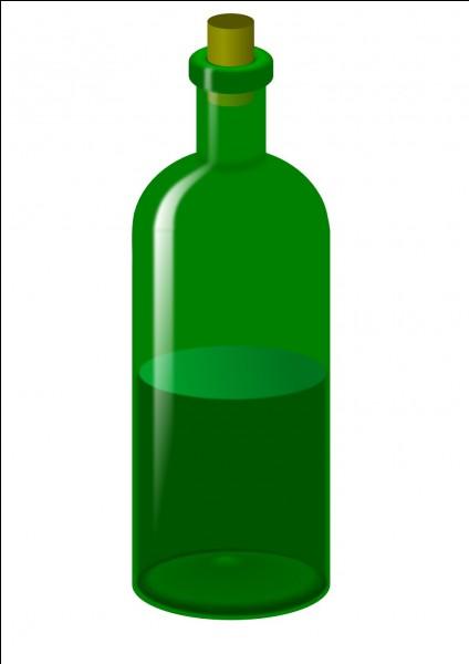 Combien de temps une bouteille en verre met-elle pour se décomposer ?