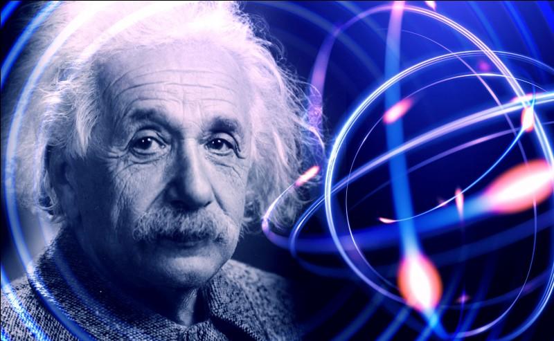 Albert Einstein a créé l'opération E=mc² ?