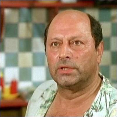 """Il était l'inspecteur Roc dans """"la Femme flic"""", Marcello dans """"Trop belle pour toi""""; il a souvent interprété des seconds rôles de personnages antipathiques : c'est ..."""