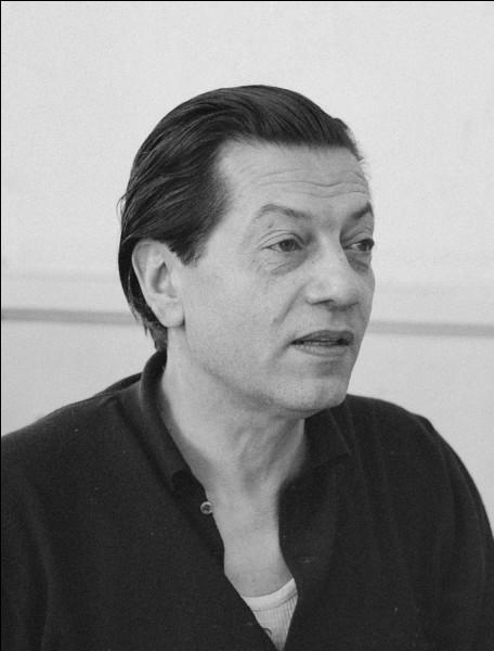 Danseur et chorégraphe d'origine russe, il a été maître de ballet de l'Opéra de Paris, de 1930 à 1944 et de 1947 à 1958 : c'est ... Lifar.