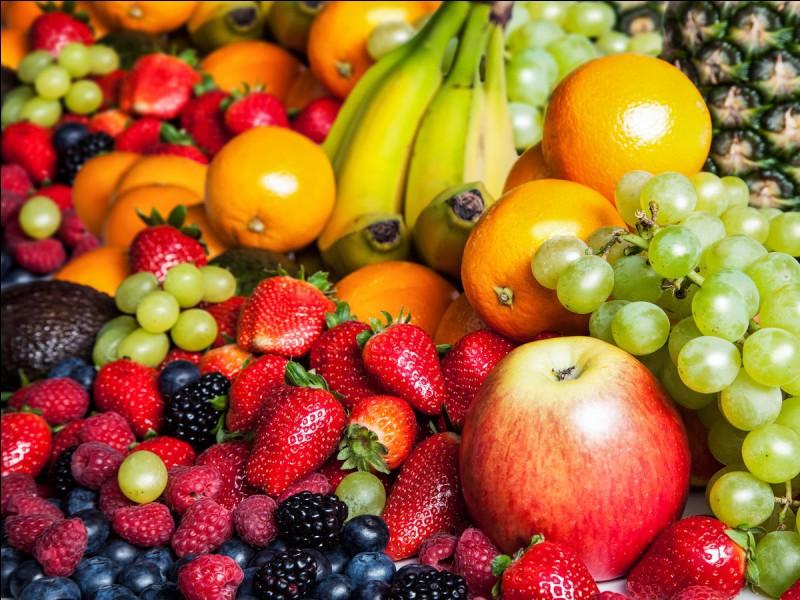 Un fruit bon pour la santé et bourré de vitamines est ...