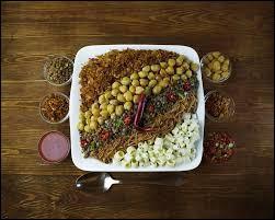 Kochari est un plat africain mais de quel pays exactement ?