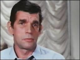 """Il était Greg, l'homme de main à l'oreille entaillée de """"Dernier Domicile connu"""" et on l'a vu aussi dans """"Le Deuxième Souffle"""", """"Vertige pour un tueur"""", """"Les Caïds"""" : c'est ..."""