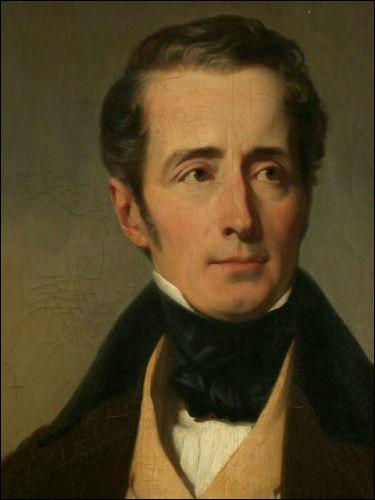 De quel mouvement littéraire était issu le poète Alphonse de Lamartine ?