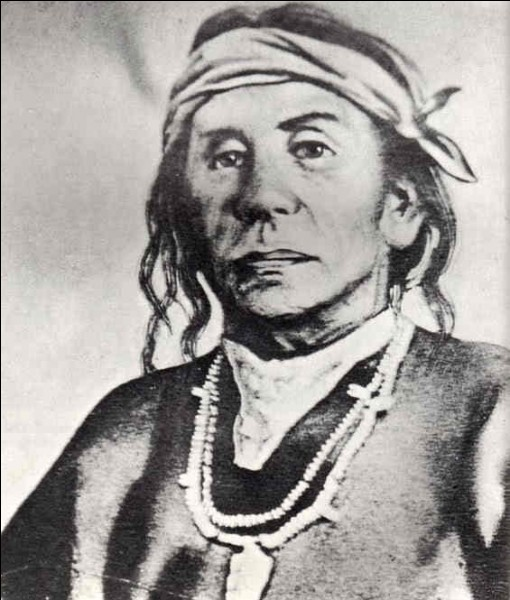 De quelle tribu indienne Cochise était-il originaire ?