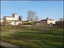 Commune Charentaise, Blanzaguet-Saint-Cybard se situe en région ...